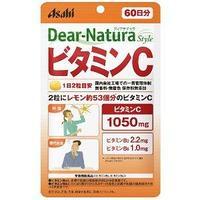 Витамин С, 60 дней , 1050 мг, ASAHI-облегченная упаковка Dear-Natura