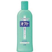 Шампунь лечебно-профилактический против перхоти и зуда головы с цветочным ароматом, 320 мл. Lion Oct