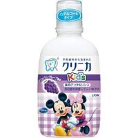 Ополаскиватель для полости рта детский со вкусом винограда Clinica KID`S, 250 мл, LION