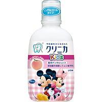 Ополаскиватель для полости рта детский со вкусом персика Clinica KID`S, 250 мл, LION