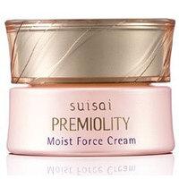 Ночной крем для лица Moist Force Cream Suisai Premiolity, 30 гр, Kanebo