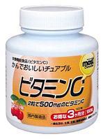 Витамин С Most со вкусом вишни 90 дней ORIHIRO