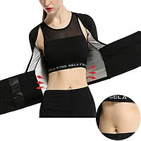 Cool outdoor Dietware sweat sauna -предмет для похудения и коррекции верхней части тела ( живота, талии, груди, рук) Color black размер L