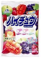 Ассорти жевательных конфет Morinaga 94 гр