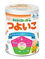 Детская смесь Bean Stalk Snow Tsuyoiko Sukoyaka Powder Milk c 9 мес 800 гр порошкообразный