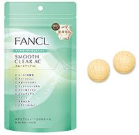 Fancl Clear Control AC, 30 дней