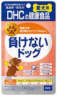 DHC Витамины для общего тонуса и поддержки иммунитета собаки
