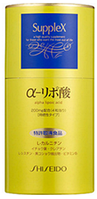 SHISEIDO SUPPLEX ?-липоевая кислота, 120 штук