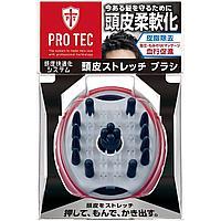 Lion «PRO TEC» - Мужская массажная щетка для мытья головы