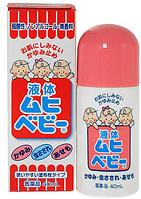 Muhi средство от укусов насекомых, стик, 40мл