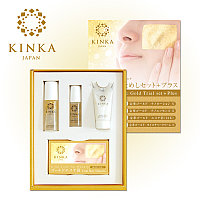 Пробный золотой комплект Kinka Gold HAKUICHI