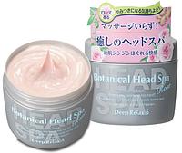 Botanical Head Spa Deep Relax Rose Маска для волос, 270гр