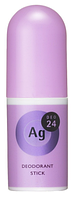 Дезодорант стик с ионами серебра Ag+ аромат свежего мыла, 20 г, SHISEIDO
