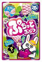 Kracie Popin' Cookin' Puchitto Kudamono Жевательные конфеты со вкусом винограда