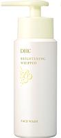 DHC Brightening Whipped Face Wash Осветляющая очищающая пенка для лица на основе СО2, 120гр
