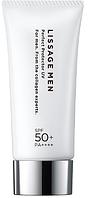 KANEBO Lissage Men Perfect Protector UV Cолнцезащитный крем с SPF50 + / PA ++++, 50 гр