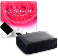 Black Paint Soap Мыло для очищения пор, 60гр