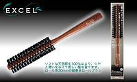 Брашинг VeSS Excel Roll Brush Щетка для укладки волос с натуральной щетиной ЕХС-1001, 30мм