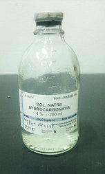 Раствор Натрия Гидрокарбонат (Сода) Sol. Natrii Hydrocarbonatis