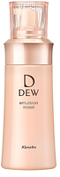 KANEBO DEW Emulsion Moist Увлажняющая эмульсия для лица, 100 мл
