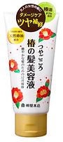 YANAGIYA TSUBAKI Oil Hair Serum Антивозрастная сыворотка для волос с маслом камелии, 140гр