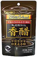 ORIHIRO Бурый рисовый уксус, 216 штук на 54 дня.