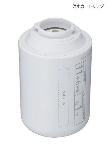 Фильтр для Panasonic Очиститель воды типа смеситель, белый, ТК-CJ12-W
