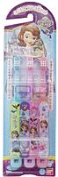 """Bandai Детские зубные щетки для девочек """"Принцесса София"""", сет 3 шт"""