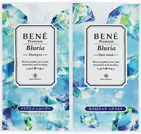 Moltobene Bene Premium Bluria Шампунь 10мл + Маска для волос 10гр