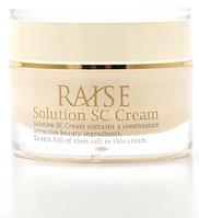 RAISE Solution SC 100 Cream Питательный крем для лица со стволовыми клетками, 30 гр
