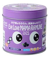 Eye Love Mama Ramune Детские витамины с черникой для зрения, на 3 месяца