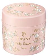 Kanebo TWANY Body Cream Крем для тела, 180гр