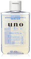 SHISEIDO UNO Skin Serum Water Увлажняющий лосьон-эссенция для мужчин, 200мл