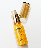 DHC SUNSHINE Vitamin Rich Serum Инкапсулированная витаминная сыворотка для лица, 50 мл