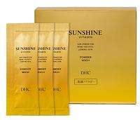 DHC SUNSHINE Vitamin Powder Wash Очищающая витаминная пудра для лица,  0,4 гр ? 30 шт