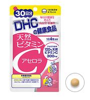 DHC Acerola Натуральный витамин С на 30 дней