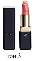 Cle de Peau Beaute Shiseido Rouge А Lеvres Lipstick Губная помада, 4гр, тон 3