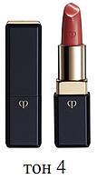 Cle de Peau Beaute Shiseido Rouge А Lеvres Lipstick Губная помада, 4гр, тон 4