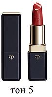 Cle de Peau Beaute Shiseido Rouge А Lеvres Lipstick Губная помада, 4гр, тон 5