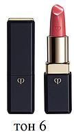 Cle de Peau Beaute Shiseido Rouge А Lеvres Lipstick Губная помада, 4гр, тон 6