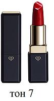 Cle de Peau Beaute Shiseido Rouge А Lеvres Lipstick Губная помада, 4гр, тон 7