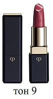 Cle de Peau Beaute Shiseido Rouge А Lеvres Lipstick Губная помада, 4гр, тон 9