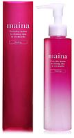 Maina Peeling Gel Очищающий и отбеливающий пилинг-гель для чувствительной кожи лица, 150 гр