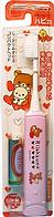 Детская электрическая зубная щетка Hapica Rirakuma DB-5P розовый цвет