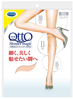 "Dr. Scholl Medi QttO Slender Magic Pressure Stockings Компрессионные колготки ""тонкая магия"" цвет Nudy beige размер ML"