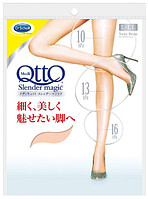 "Dr. Scholl Medi QttO Slender Magic Pressure Stockings Компрессионные колготки ""тонкая магия"" Nudy beige размер L-LL"