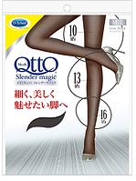 "Dr. Scholl Medi QttO Slender Magic Pressure Stockings Компрессионные колготки ""тонкая магия"" black размер ML"