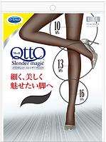 "Dr. Scholl Medi QttO Slender Magic Pressure Stockings Компрессионные колготки ""тонкая магия"" black размер L-LL"