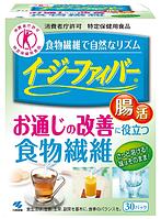 KOBAYASHI Easy Fiber Диетическая клетчатка для похудения на 30 дней