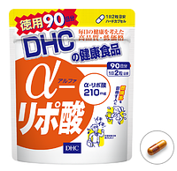 Альфа-липоевая кислота 90 дней DHC